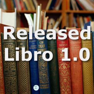 Released Libro 1.0